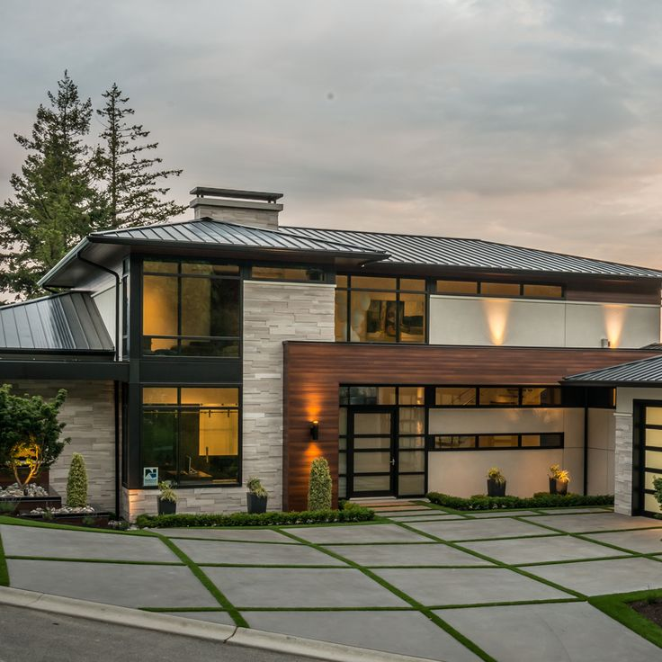 Siding Modern House Designs: Image Result For Residential Siding With Longboard