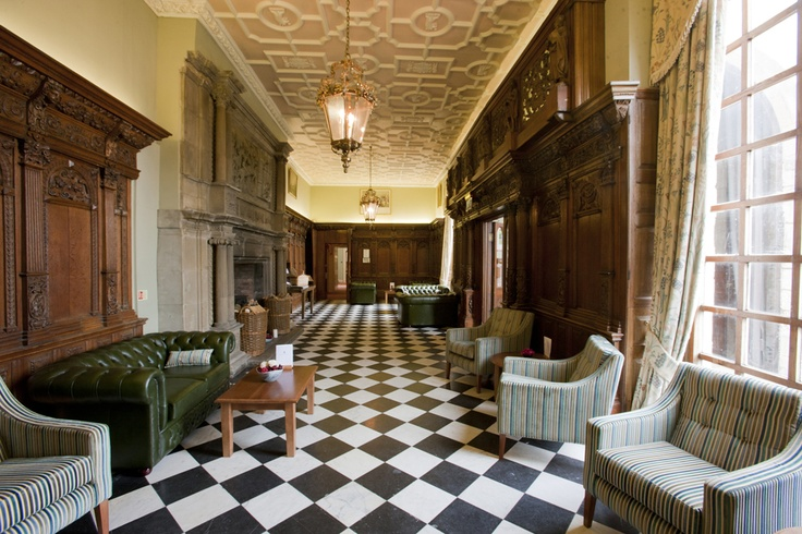Flemish Hall- for reception drinks