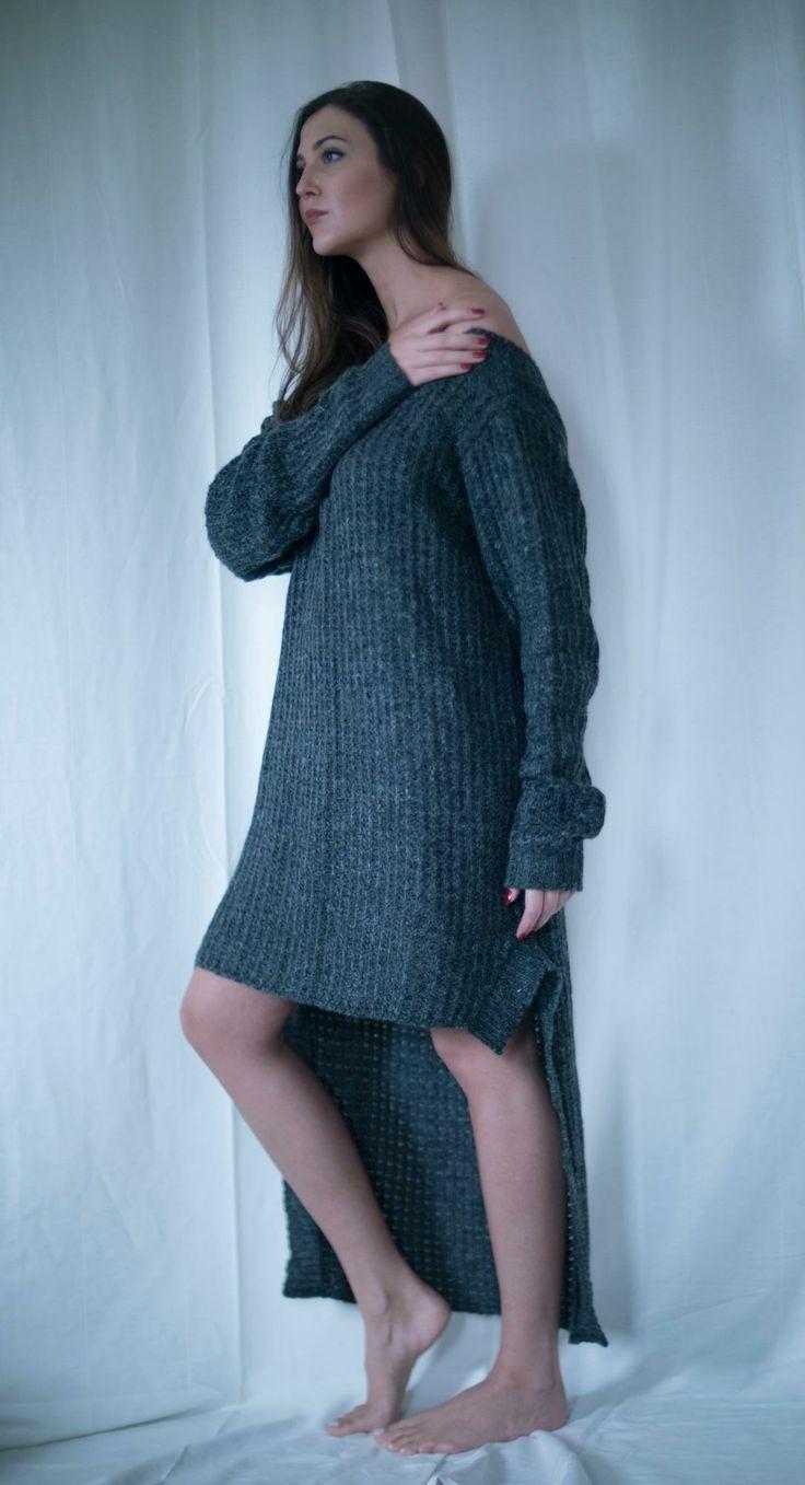 Oto nasz sweter w całej okazałości.💋👠🕶 Jesienią też można wyglądać modnie. Jak Wam się podoba ? 💄💋  Here is our sweater in all its glory. In autumn, you can also look fashionable. How do you like it ?❤️❤️❤️