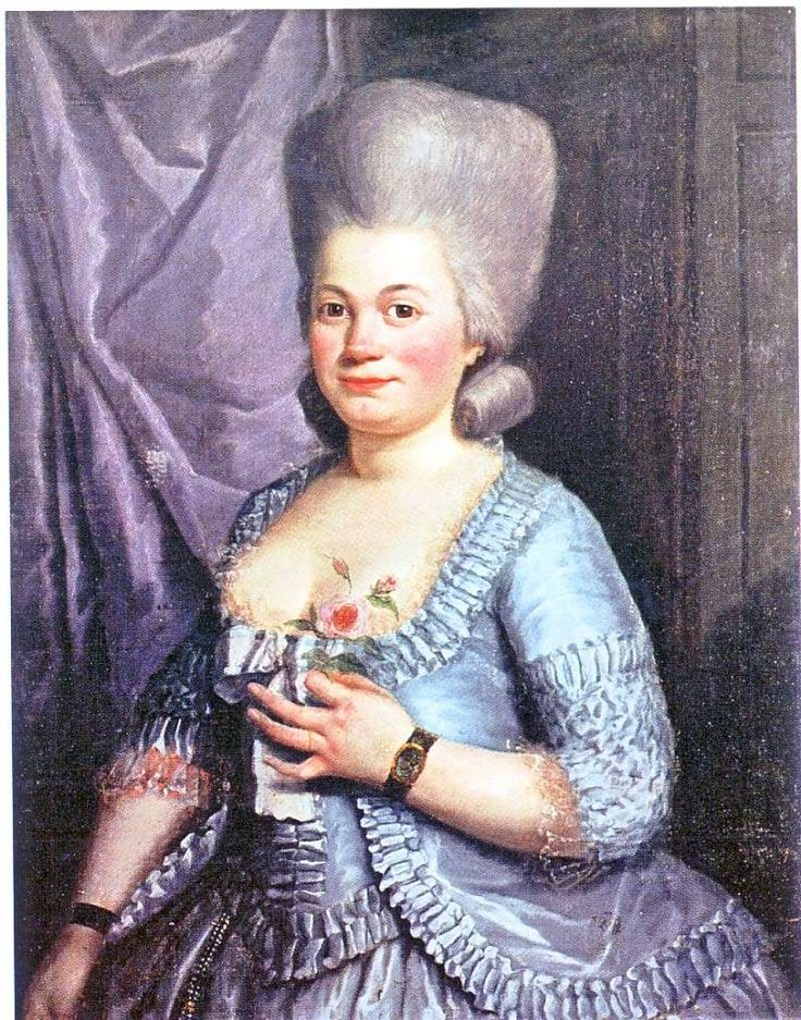 Marie-Jeanne Rose Bertin (1747 – 1813) was a French milliner and dressmaker to Queen Marie Antoinette. She was the first celebrated French fashion designer and is in my opinion a genious!! I would have loved to wear one of her creations! She doesn't get enough credit.