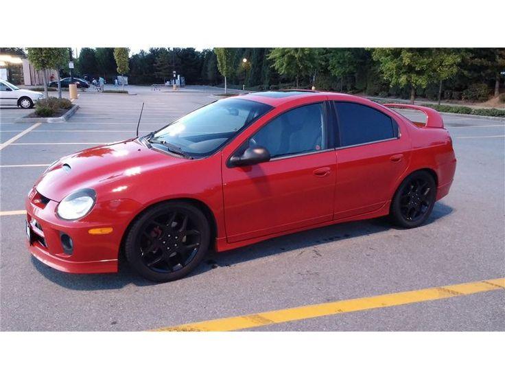 """Car - 2005 Dodge Neon SRT-4 Turbo in DELTA, BC  $8,900"""