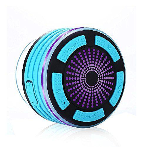 PALADYお風呂防水Bluetoothスピーカー 吸盤式ポータブルスピーカー 高音質 LED携帯式ワイヤレススピ... https://www.amazon.co.jp/dp/B01M0HRO4H/ref=cm_sw_r_pi_dp_x_BtqnybWAGVEK8