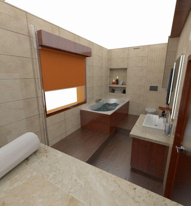 mario - łazienka