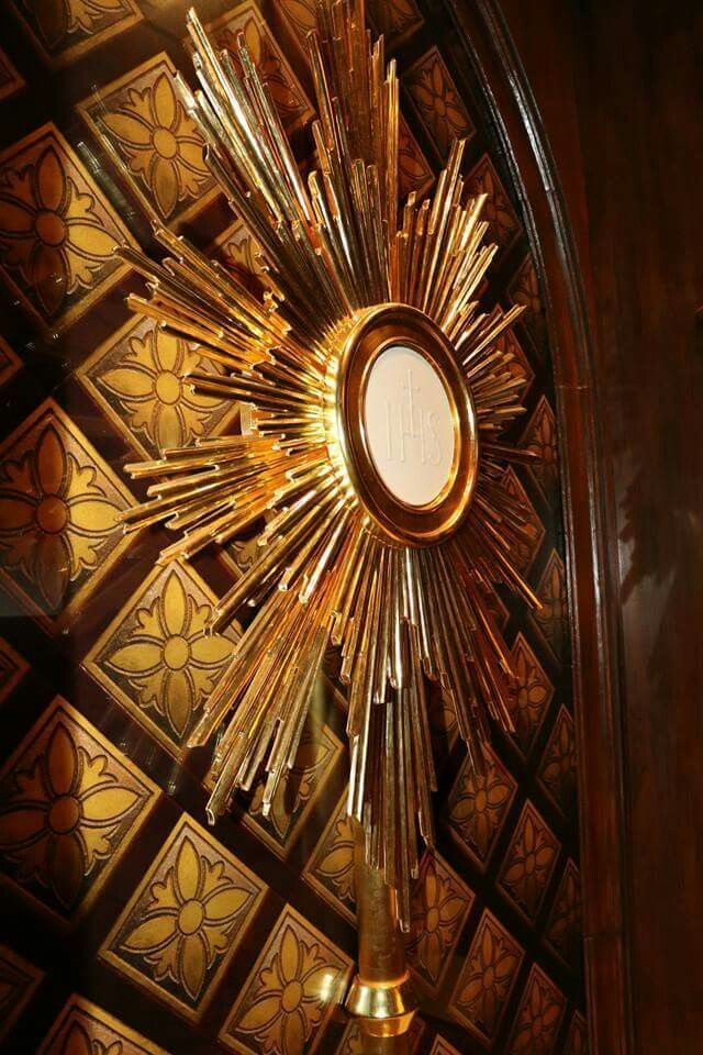 El Señor Sacramentado