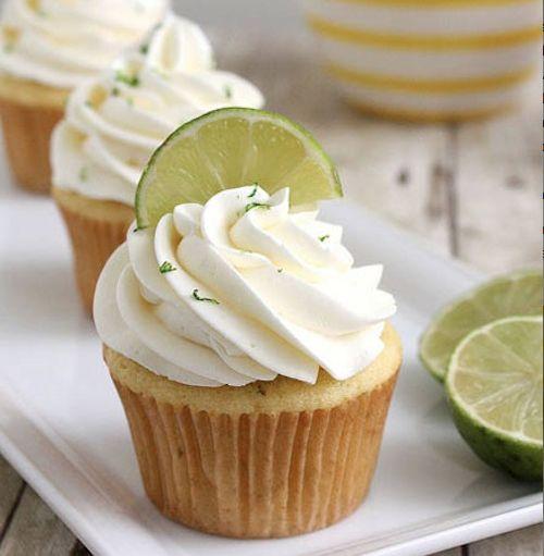 Margarita Cupcakes | Yammies | Pinterest