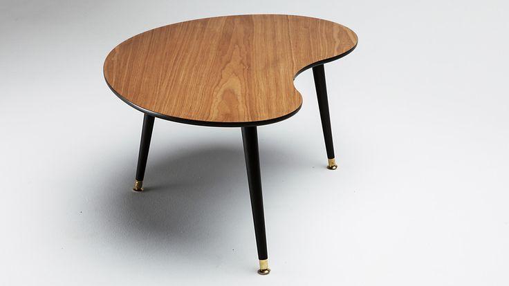 """Журнальный стол """"Почка"""" Woodi МДФ 98x68x42 см. купить в интернет-магазине The Furnish"""