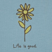 Solo Floral: Lifeisgood Dowhatyoulik, Floral Lifeisgood, Lifeisgood Thinkspr