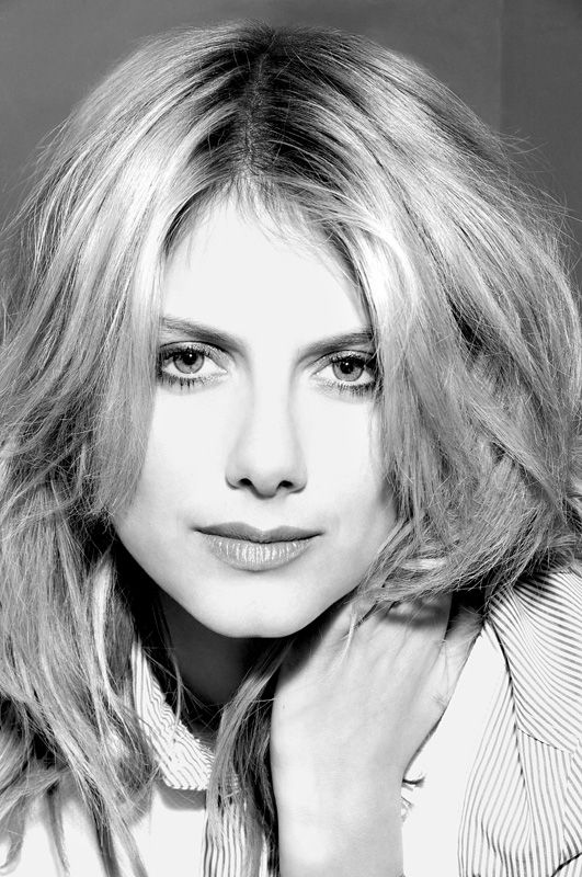 "The beautiful and talented French actress Melanie Laurent. Loved her in ""Inglourious  Basterds""."