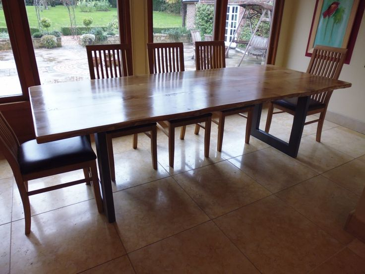 114 Best Handmade Tables Images On Pinterest Amazing Handmade Dining Room Tables Inspiration