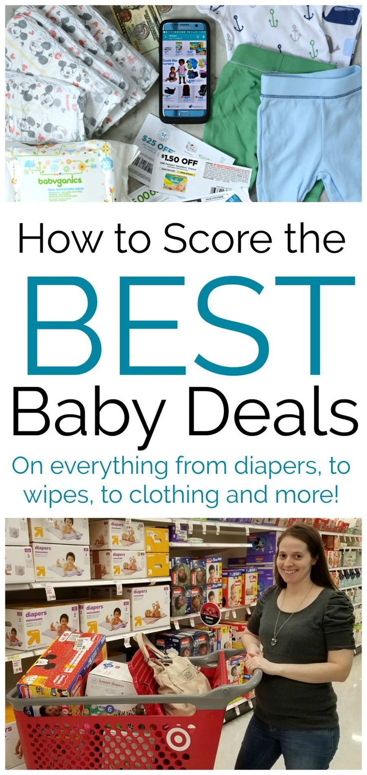 Great tips to get baby stuff for cheap, especially diapers and wipes!