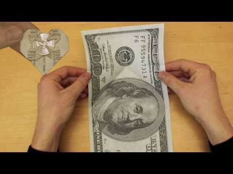 131 best images about money origami on pinterest money for Easy dollar bill origami fish