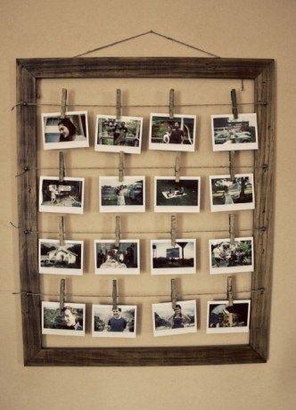 Идеи декорирования рамки для фото своими руками. Фото в интерьере - Ярмарка Мастеров - ручная работа, handmade