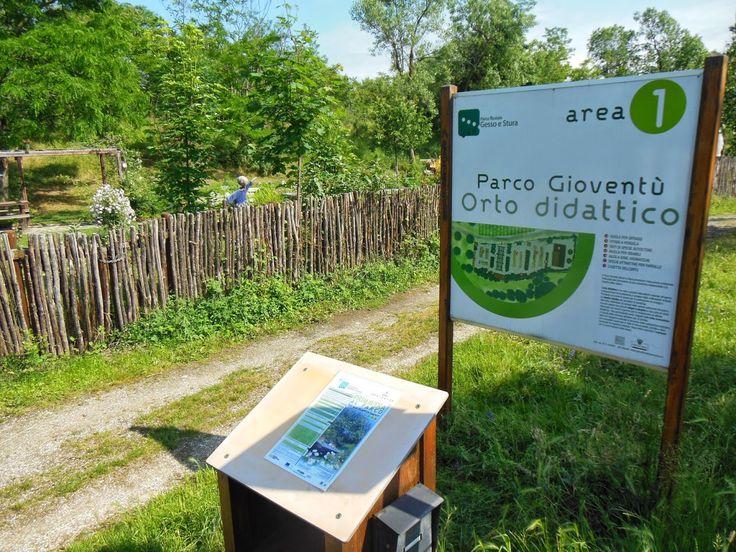 Cuneo e dintorni: Orto didattico
