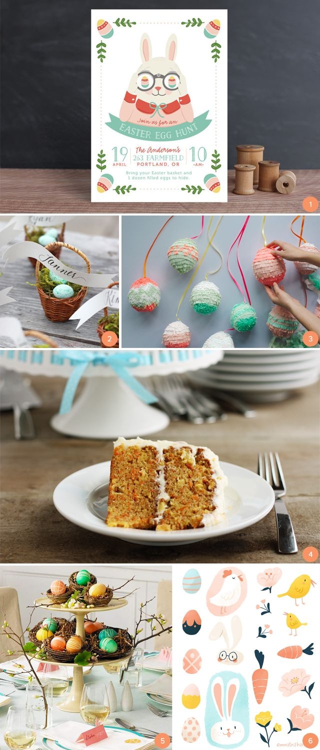 Seasonal Soirees: An Easter Egg Hunt on #thejulepblog today.