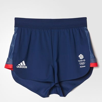 Team GB Split Short - Mens