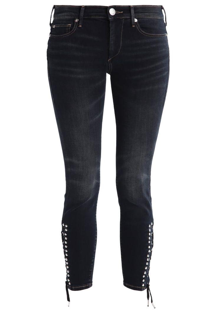 True Religion HALLE Jeans Skinny Fit black sky Premium bei Zalando.de | Material Oberstoff: 92% Baumwolle, 6% Elastomultiester, 2% Elasthan | Premium jetzt versandkostenfrei bei Zalando.de bestellen!