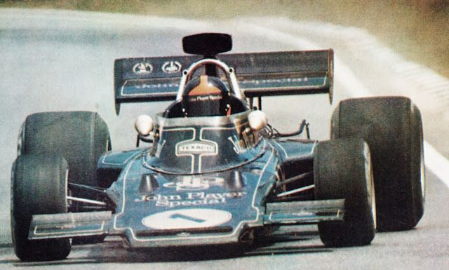 Fórmula-1 e GP4: Grande Premio do Brasil de 1972
