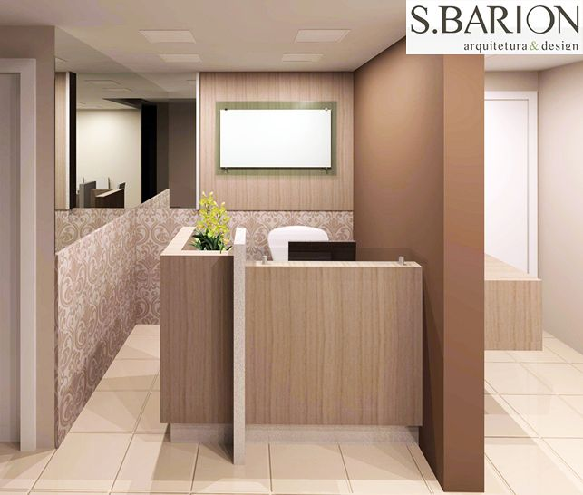 Design de Interiores - Consultório Odontológico