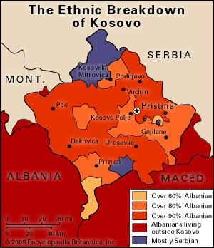 Kosovo: Fart og spenning i Kosovo – MILBLOGG.NO