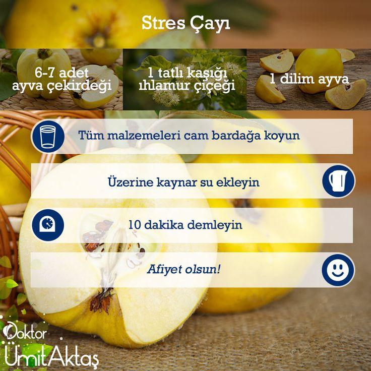 Stres Çayı - Dr. Ümit Aktaş
