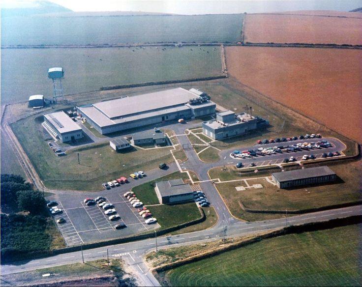 Brawdy   US SOSUS station opened at RAF Brawdy
