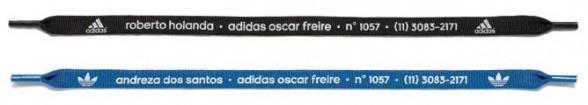 adidas : Shoelace Business Card