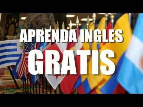 Aprenda inglés gratis