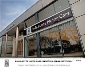 Rolls-Royce Motor Cars Eindhoven   Cito Motors BV  Huizingalaan 66  5628 CM Eindhoven The Netherlands  :   +31-40-290.11.10   +31-40-241.49.56   Opening Hours, Monday-Friday from 9.00-18.00 Saturday from 10.00-17.00  Sunday closed.