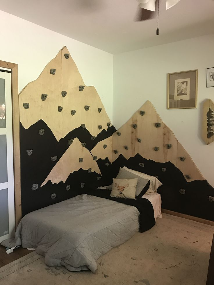 Toddler climbing wall – #innenraum #Kleinkind #Kle … – #innenraum #Kle #WoodWorking