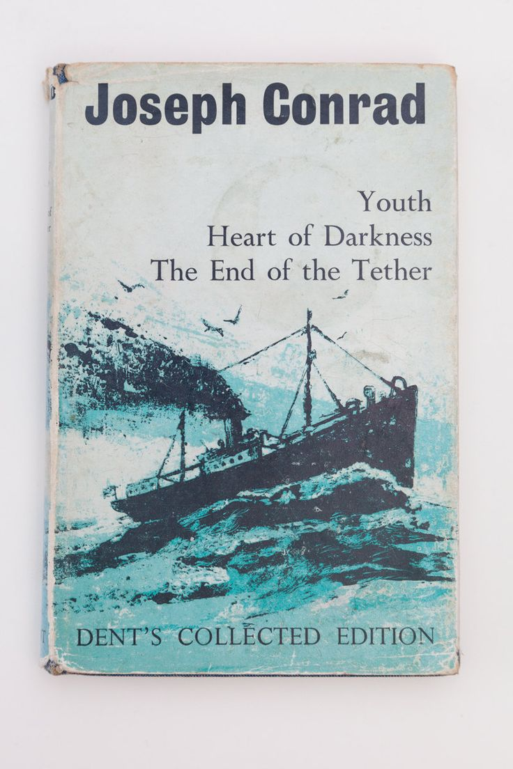 the motivation to lie in heart of darkness a novel by joseph conrad Joseph conrad - heart of darkness | review/analysis joseph conrad - heart of darkness book heart of darkness by joseph conrad- part 2- the lie of.