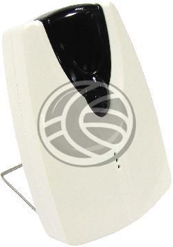 Dispositivo que permite el control remoto de dispositivos electricos que funcionen con señales infrarrojas. Muchos dispositivos como aparatos de aire acondicionado y calefacción, televisores, equipos de sonido, etc., funcionan con mando a distancia de infrarrojos.