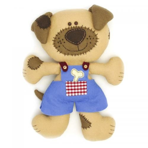 Felt Dog ~ idea for project or (kit for purchase)