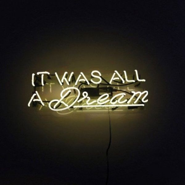 It Was All A Dream Neon Sign Best 20 Best Cheapcustomneonsigns Images On Pinterest  Custom Review