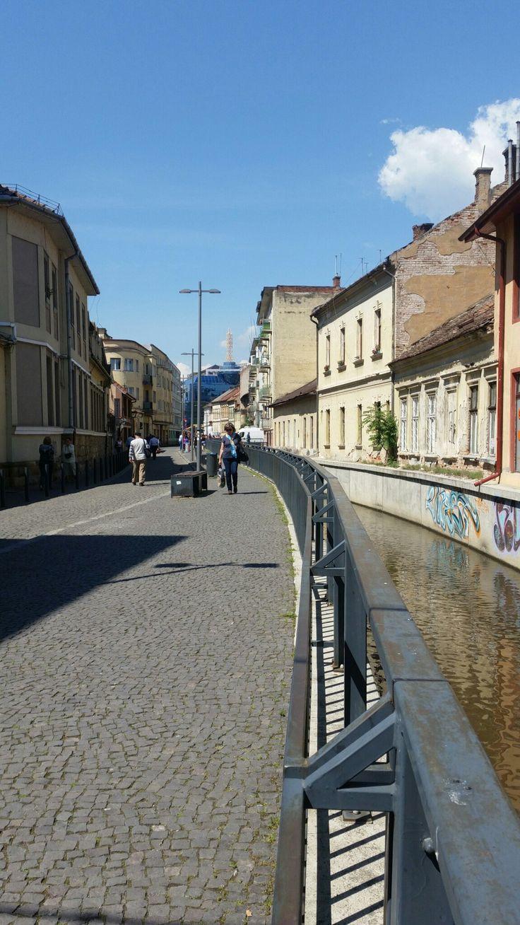 Cluj street