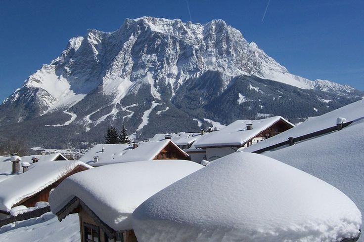 Zugspitze - Deutschlands höchster Berg