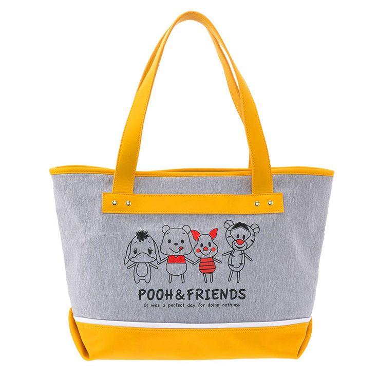 【公式】ディズニーストア|トートバッグ BEST FRIEND プー&フレンズ: |ディズニーグッズ・ギフトの公式通販サイトDisneystore