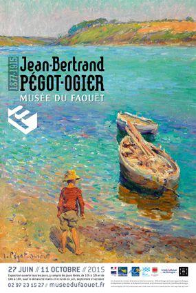 Pégot-Ogier à découvrir tout l'été Du 27/06/2015 au 11/10/2015 Musée du Faouet en Bretagne