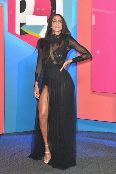 "Barbara de Regil attends the Univision's ""Premios Juventud"" 2017 Celebrates The Hottest Musical Artists And Young Latinos Change-Makers  at Watsco Center on July 6, 2017 in Coral Gables, Florida."