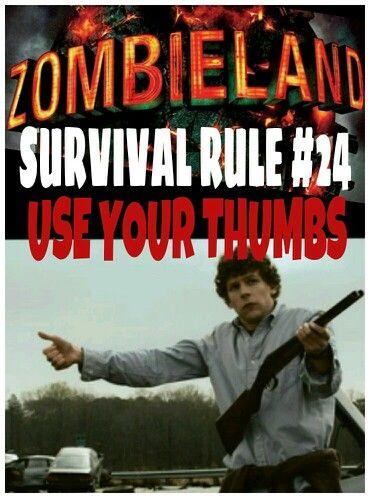 Up zombieland limber