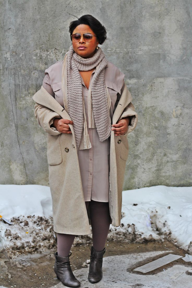 How to build your wardrobe: Minimalist Style - Fat in the City - Plus Size Fashion Blog