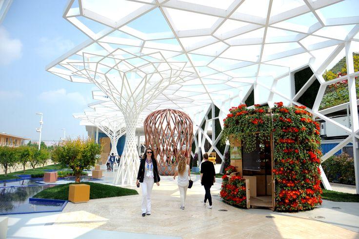 #Turkish #Pavilion #Turkey #Expo2015 #Milan