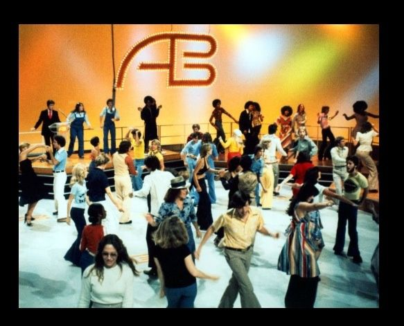 american bandstand caricature | American Bandstand was on every Saturday Afternoon