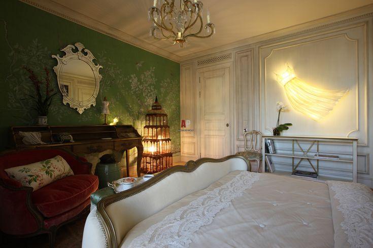 Французская квартира в стиле эклектика