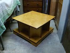 Vintage Art Deco style coffee table occasional table