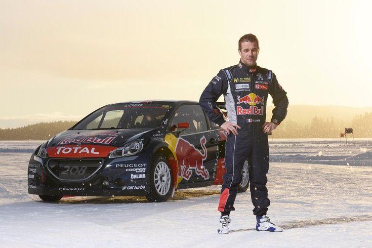 Cars - WRX : Sébastien Loeb dans la course avec Peugeot-Hansen ! - http://lesvoitures.fr/wrx-sebastien-loeb-dans-la-course-avec-peugeot-hansen/