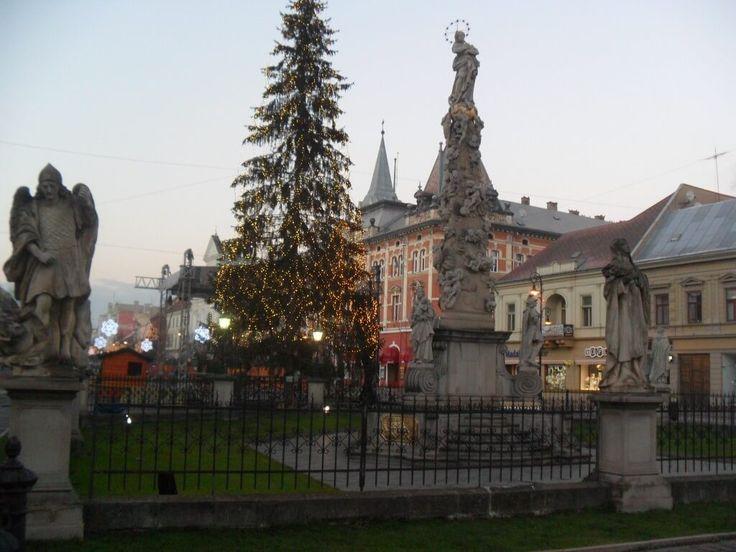 Словакия. Рождество в Кошице_17