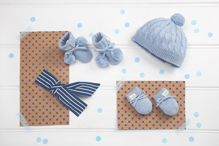Baby's Winter Essentials Blue now available at thespecialdeliverycompany.com.au Toshi organic knit Mittens, Booties, and Beanie in Blue are the perfect winter newborn essential for keeping tiny hands warm and to prevent scratching. Suitable for newborn – 3 months. Toshi Organic is soft and gentle for babies and is grown without chemicals. All Toshi products are certified organic by GOTS (Global Organic Textile Standard).