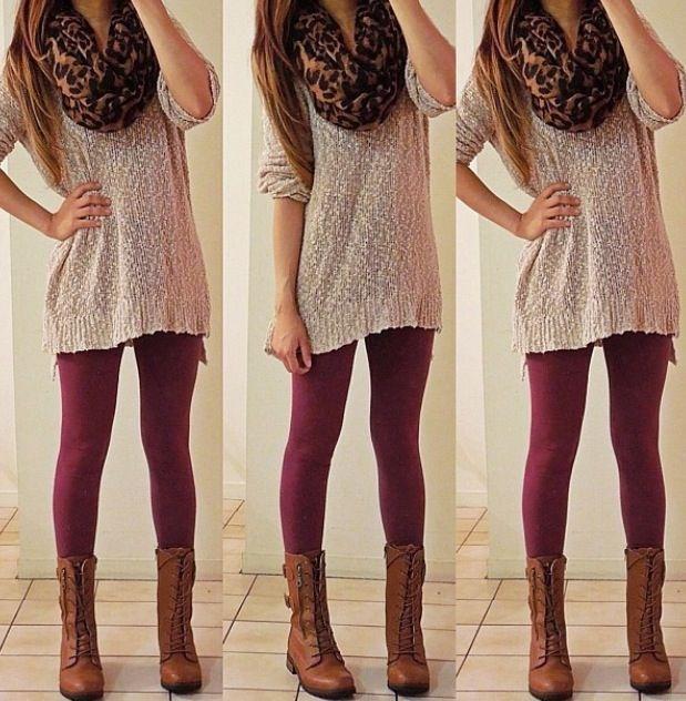 Best 25+ Maroon leggings ideas on Pinterest