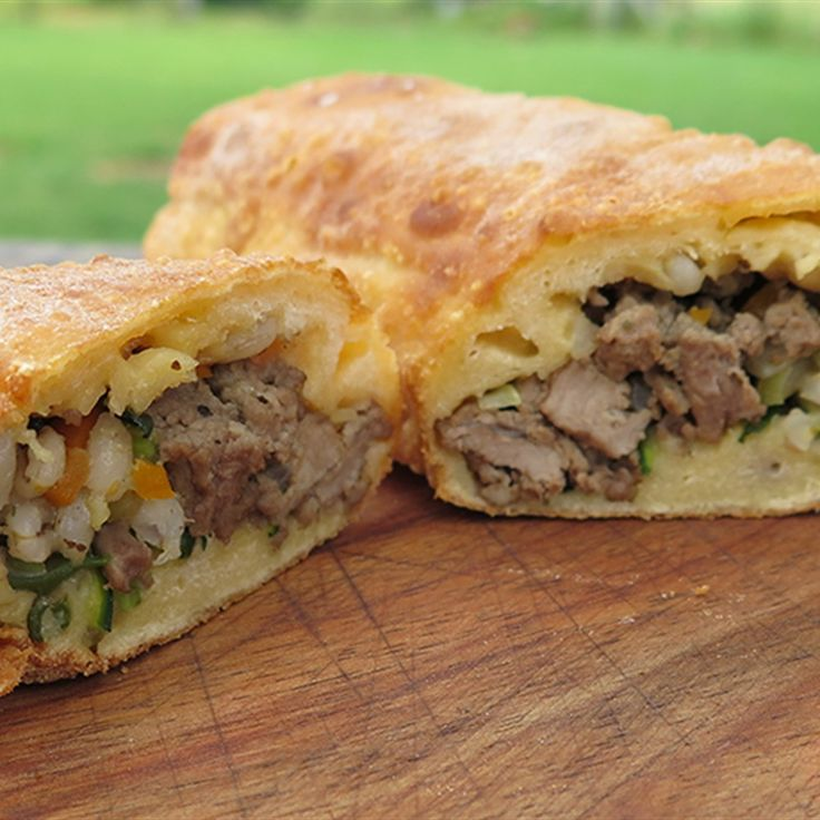 Try this Paul's Cheeky Roll  recipe by Chef Paul West . This recipe is from the show River Cottage Australia.
