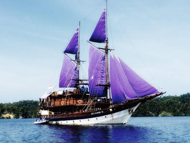 Raja Ampat Diving Cruise Trip 2014